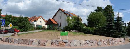 trockenmauer bruchstein